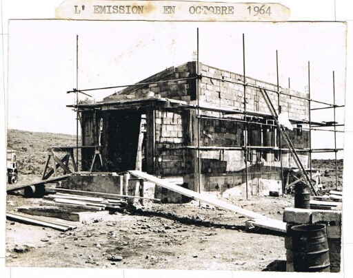Construction d'un bâtiment